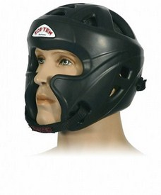 kask sparingowy